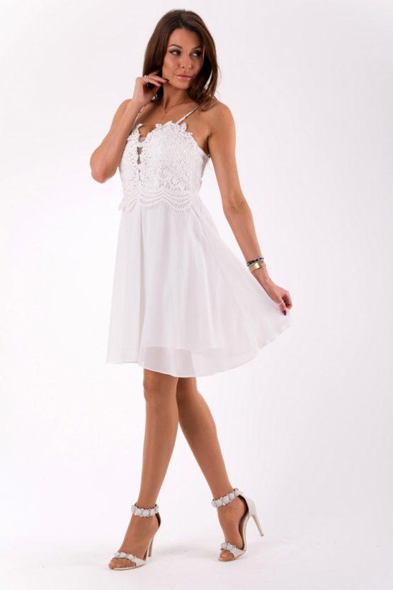 EVA&LOLA DRESS WHITE 46040-3 Size L