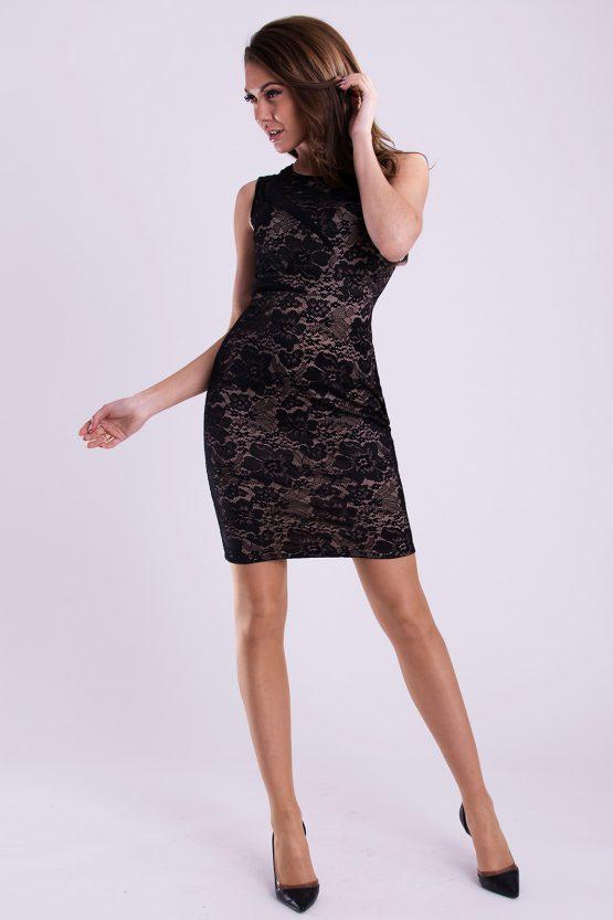 EMAMODA DRESS – CREAM 12010-4  Size L