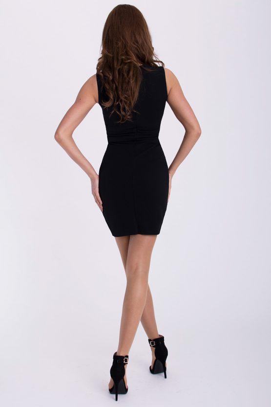 EMAMODA DRESS – BLACK 15005-1  Size L
