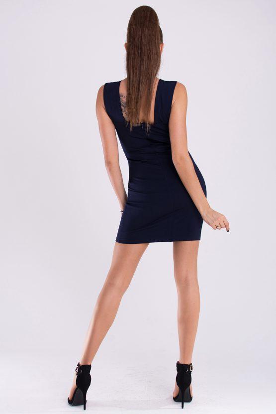 EMAMODA DRESS – BLUE 19007-2 size L